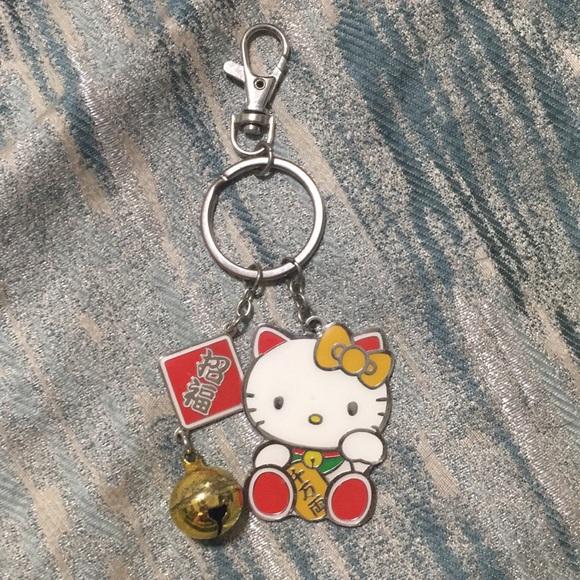 2696941bb Hello Kitty Sanrio Key Chain. M_5ae5f5826bf5a6f52171685c